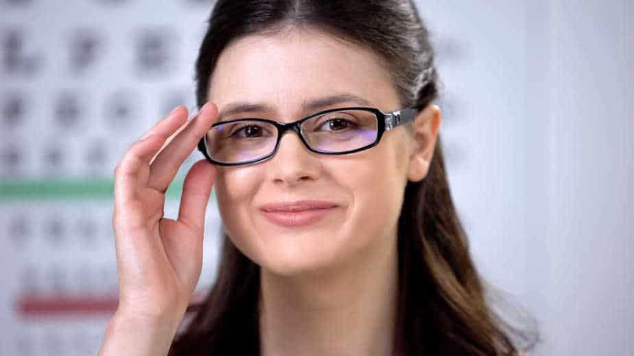 הסרת משקפיי קריאה
