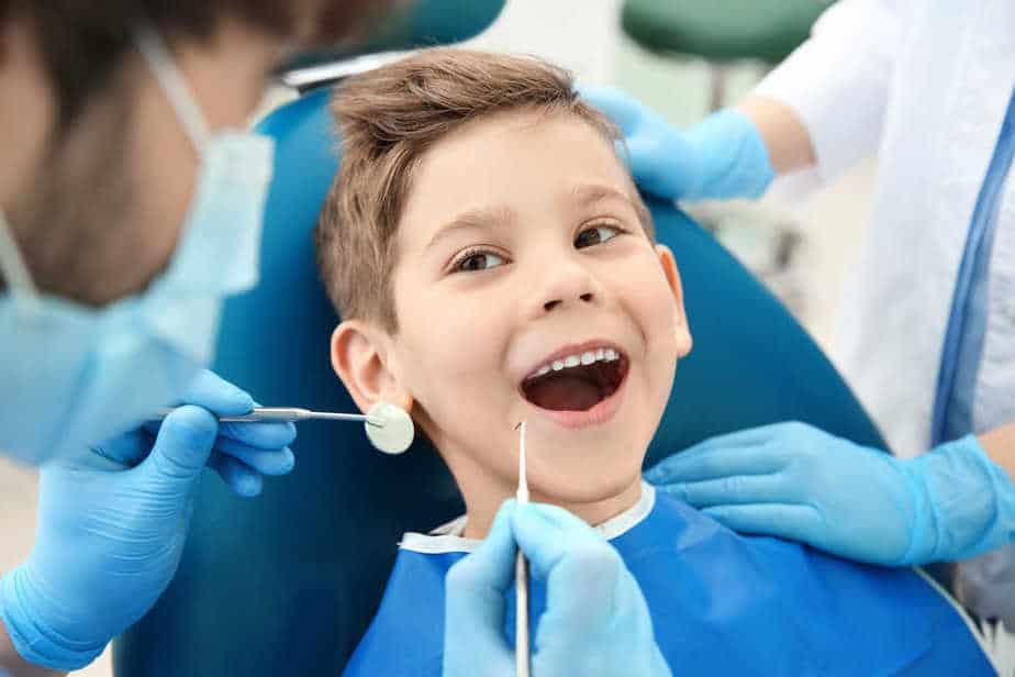 טיפולי שיניים לילדים