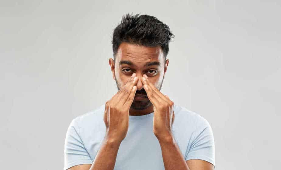 טיפול באף שבור